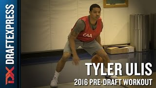 Tyler Ulis 2016 CAA Pro Day Workout Video