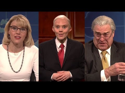 """""""SNL"""" goes after Trump's Cabinet"""