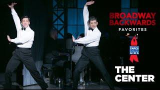 """Tony Yazbeck, Michael Berresse - Chicago's """"Nowadays / Hot Honey Rag"""" 2014 Broadway Backwards"""