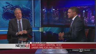 Trevor Noah defends self in backlash to old tweets