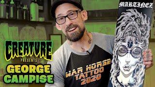 Creature Presents: George Campise   Phantasm Series