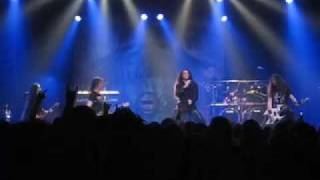 Trail Of Broken Hearts - DragonForce Antwerp 14 nov. 2006