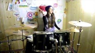 Come Over - Cimorelli (Drum Cover by AleMusic)