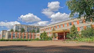 Школа № 18 в пос.Коцюбинское (Коцюбинське) во всей своей красе