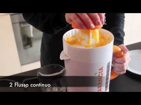 Storcator electric de citrice Agrumes