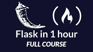 Learn Flask for Python - Full Tutorial