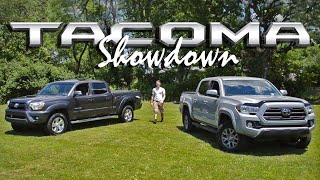 Which Generation Of Toyota Tacoma Is The Best One? 2nd Gen Vs. 3rd Gen