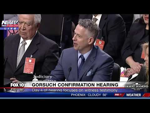 FNN 3/23 LIVESTREAM: Gorsuch Hearings; Trump Updates; Breaking News