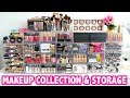 Download Video MAKEUP COLLECTION AND STORAGE | KELLY STRACK