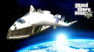 HAVE YOU SEEN THIS SPACECRAFT?! (GTA 5 Mods)