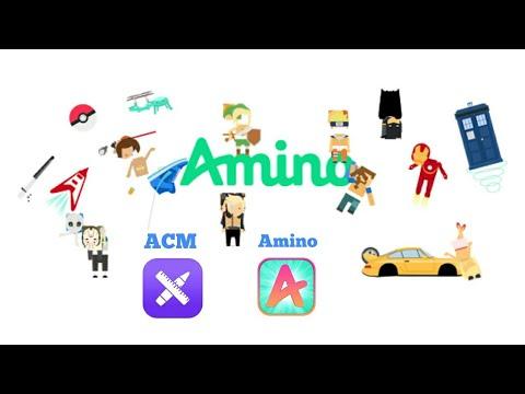 Como criar e usar uma comunidade no Amino e ACM.