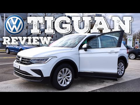 New Volkswagen Tiguan Starter 2021 Review Interior Exterior