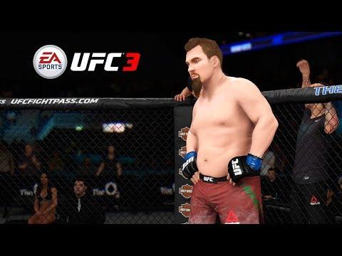 EA SPORTS UFC 3 T.3#2 | ESTREIA DO BARRIGAS NO OCTÓGONO (PROFISSIONAL)