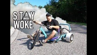 Motor Drift Trike Build
