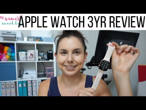 3 YEAR APPLE WATCH SERIES 4 USER REVIEW | WHY YOU NEED AN APPLE WATCH