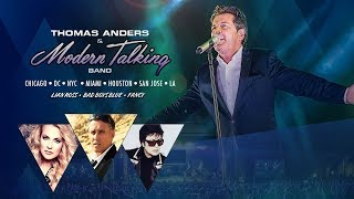 Thomas Anders & Modern Talking USA 2018 Tour - Promo 2