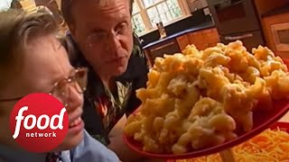 Recipe of the Day: Alton's Fan-Favorite Baked Macaroni and Cheese | Food Network
