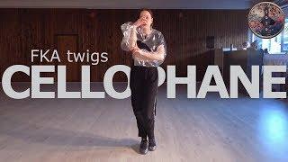 FKA Twigs   Cellophane I Mellin Choreography