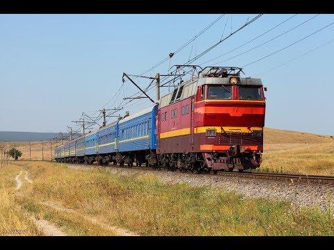 [RTrainSim] Едем на пассажирском (Симулятор железной дороги)