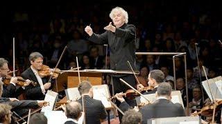 Bruckner: Symphony No. 7 / Rattle · Berliner Philharmoniker / Live from Taipei