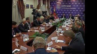 Роман Старовойт встретился с депутатами партии «Единая Россия»