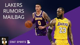 Los Angeles Lakers Mailbag: Free Agent Signings, Starting Point Guard And 2020 Predictions | Rumors
