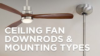 Ceiling Fan Mounting Guide