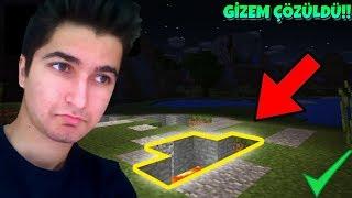 HERKESİN Merak Ettiği Gizemli Minecraft Dünyası *BAKIN NE ÇIKTI! (Seed)