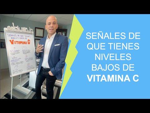 Estos Son Los Principales Signos De Deficiencia De Vitamina C