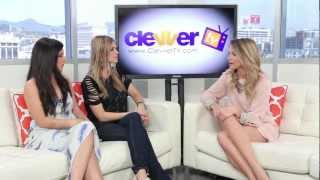 "Шантель Вансантен, Shantel VanSanten Talks ""One Tree Hill"" Series Finale & Team True Beauty"