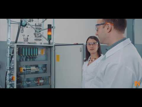 Verfahrenstechnik Trainingssystem von Lucas-Nülle