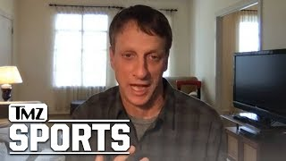Tony Hawk Explains How He Bro