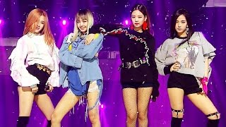 《EXCITING》 BLACKPINK (블랙핑크) - WHISTLE (휘파람) @인기가요 Inkigayo 20160911