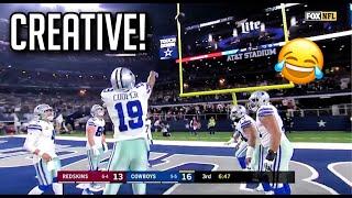 NFL Creative Touchdown Celebrations    HD Part 2
