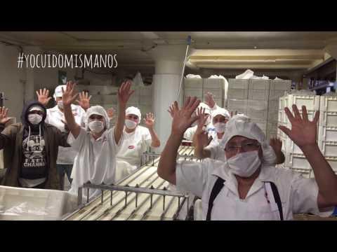 """Campaña Cuétara 2016 """"Yo cuido mis manos"""""""