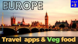 Rome Airport to Rome City: HOW TO TRAVEL EUROPE CHEAP!