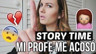 STORY TIME: MI PROFE DE UNIVERSIDAD ME ACOSÓ | Nideconi