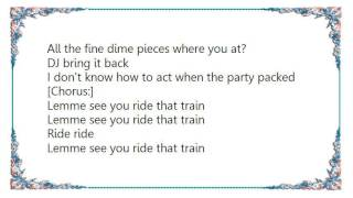 Chingy - All Aboard Ride It Lyrics