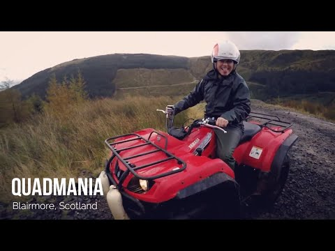 Quad Biking in Scotland With Quadmania | Visit Scotland
