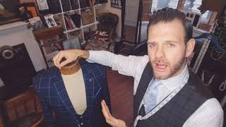 MARC DARCY SUIT ALTERATION SERVICE & REVIEW ON THE BRAND - WEDDING GROOM SUIT ON A BUDGET