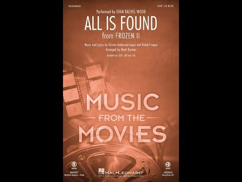 All Is Found