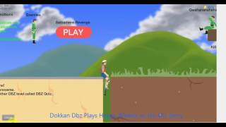 Shout Out To Pungence.Dokkan Dbz Plays Happy Wheels Part 1