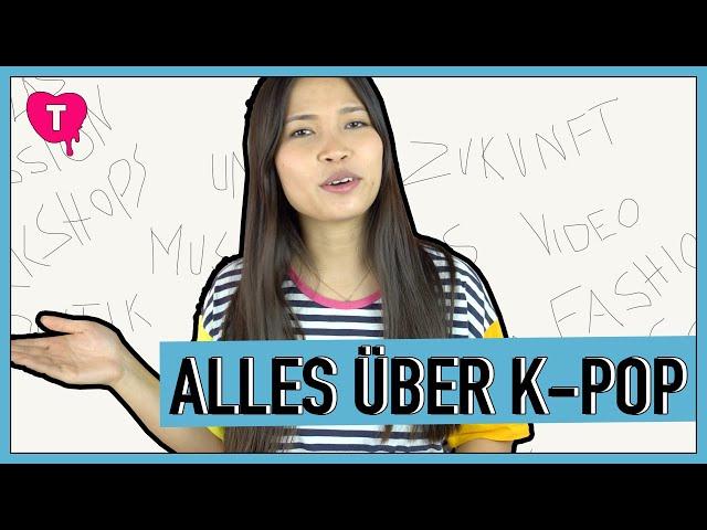 Vorschaubild zur Session 'Alles über K-Pop'