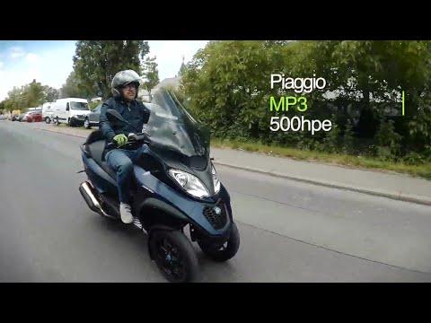 Download Test Piaggio MP3 500hpe 2020 HD Mp4 3GP Video and MP3