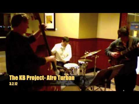 The KB Project- Afro Turban