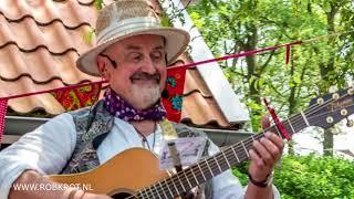 Rob Krot - Muzikale Visites in Coronatijden