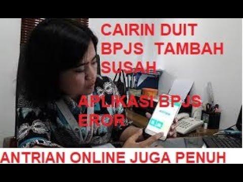 ANTRIAN ONLINE PENUH MULU !!! AMPUN DAH