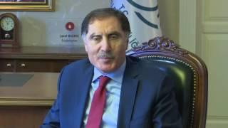 Başbakan Yardımcısı Kurtulmuş Ombudsman Malkoç'u Makamında Ziyaret Etti