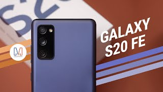 Samsung Galaxy S20 FE Unboxing & Review: Not What You Think!