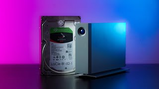 How to replace the LaCie d2 hard drive
